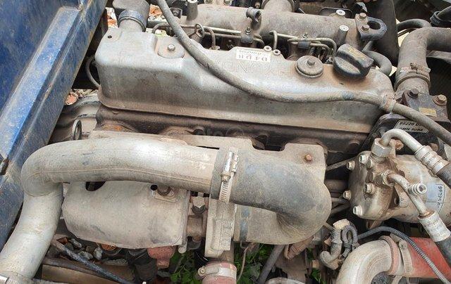 Ngân hàng bán đấu giá xe tải mui bạt Veam VT7504