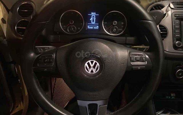 Bán Volkswagen Tiguan đời 2010, màu trắng, xe nhập chính chủ giá cạnh tranh2