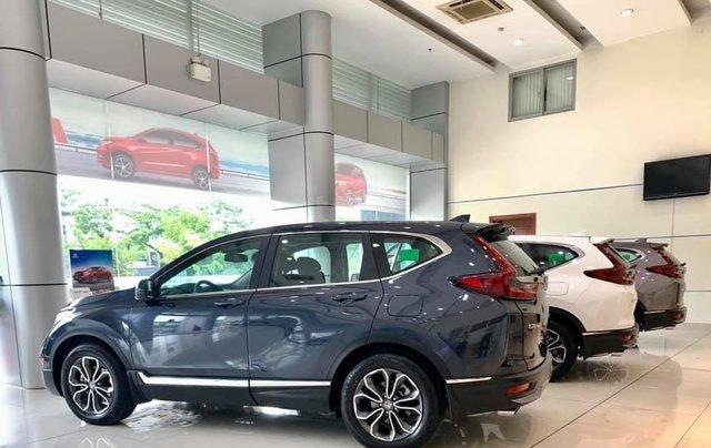 Honda CRV, giảm 100% thuế trước bạ, bao hồ sơ vay kể cả khách tỉnh1