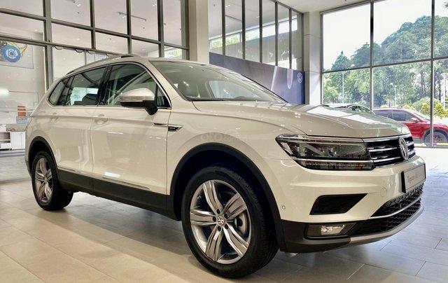 Volkswagen Tiguan Luxury màu trắng 7 chỗ nhập khẩu - Khuyến mãi lên đến hơn 70% trước bạ - Ms Thư2
