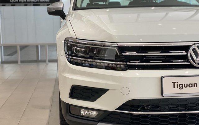 Volkswagen Tiguan Luxury màu trắng 7 chỗ nhập khẩu - Khuyến mãi lên đến hơn 70% trước bạ - Ms Thư4