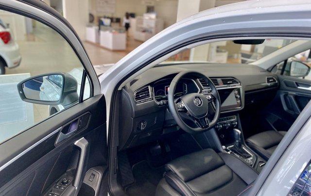 Volkswagen Tiguan Luxury màu trắng 7 chỗ nhập khẩu - Khuyến mãi lên đến hơn 70% trước bạ - Ms Thư6