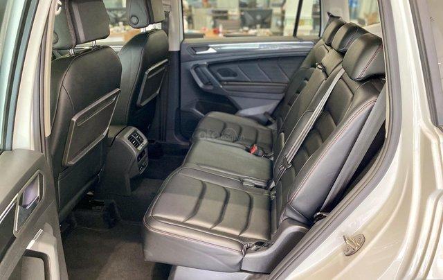 Volkswagen Tiguan Luxury màu trắng 7 chỗ nhập khẩu - Khuyến mãi lên đến hơn 70% trước bạ - Ms Thư7
