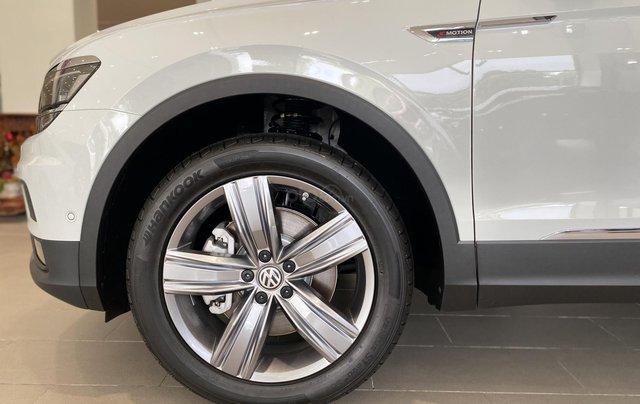 Volkswagen Tiguan Luxury màu trắng 7 chỗ nhập khẩu - Khuyến mãi lên đến hơn 70% trước bạ - Ms Thư10