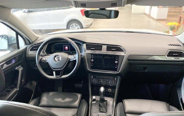 Volkswagen Tiguan Luxury màu trắng 7 chỗ nhập khẩu - Khuyến mãi lên đến hơn 70% trước bạ - Ms Thư12