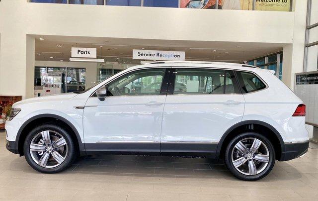 Volkswagen Tiguan Luxury màu trắng 7 chỗ nhập khẩu - Khuyến mãi lên đến hơn 70% trước bạ - Ms Thư11