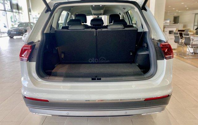 Volkswagen Tiguan Luxury màu trắng 7 chỗ nhập khẩu - Khuyến mãi lên đến hơn 70% trước bạ - Ms Thư13