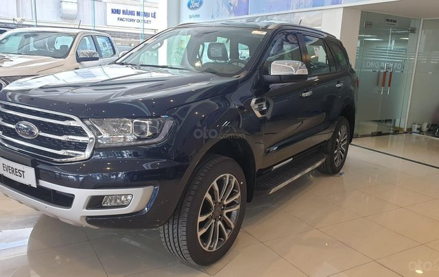 [Long Biên Ford] Ford Everest Titanium 2.0L AT 4x2 20201