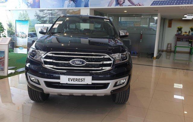 [Long Biên Ford] Ford Everest Titanium 2.0L AT 4x2 20200