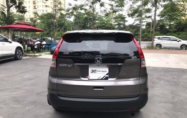 Cần bán xe Honda CR V 2.0L 2013, màu xám2