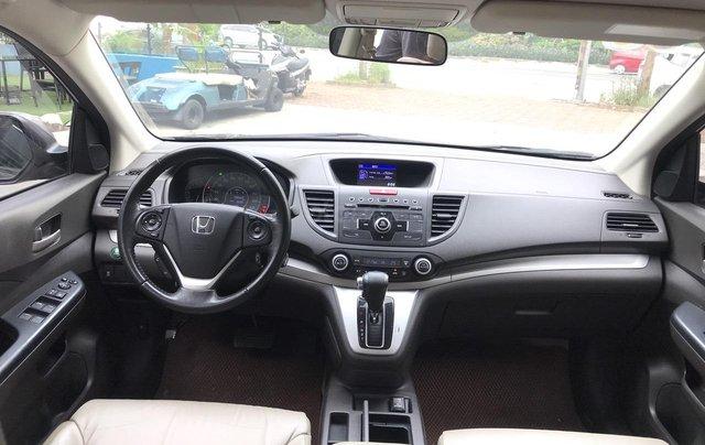 Cần bán xe Honda CR V 2.0L 2013, màu xám3