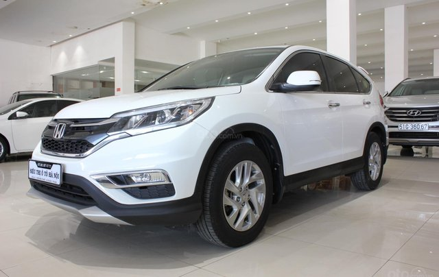 Cần bán Honda CRV 2.0, xe sản xuất 20160