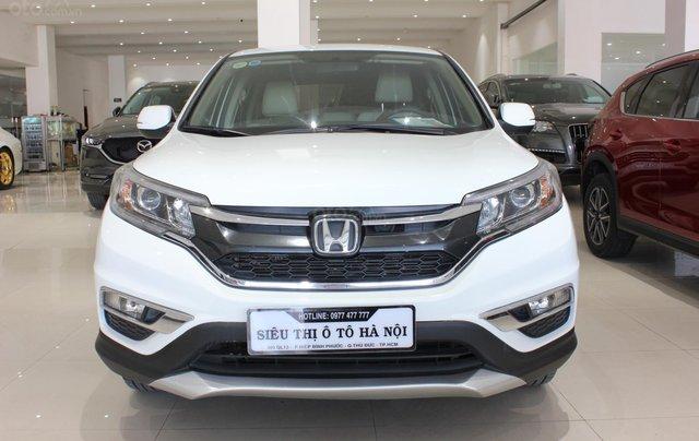 Cần bán Honda CRV 2.0, xe sản xuất 20161