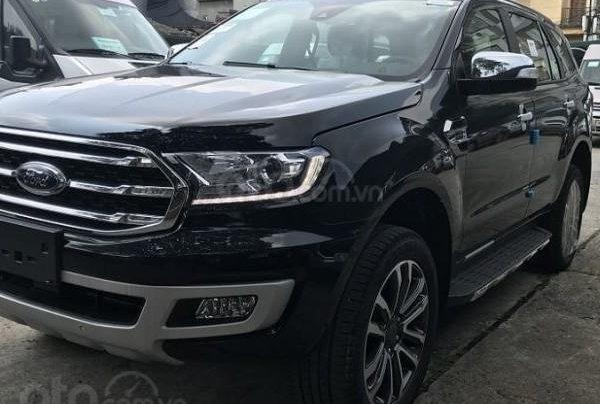 Ford Everest Titanium 2.0L AT 4x2 20202