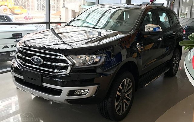 Ford Everest Titanium 2.0L AT 4x2 20203