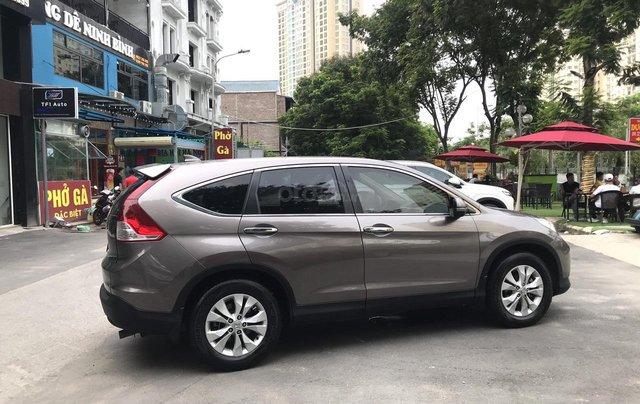 Cần bán xe Honda CR V 2.0L 2013, màu xám7