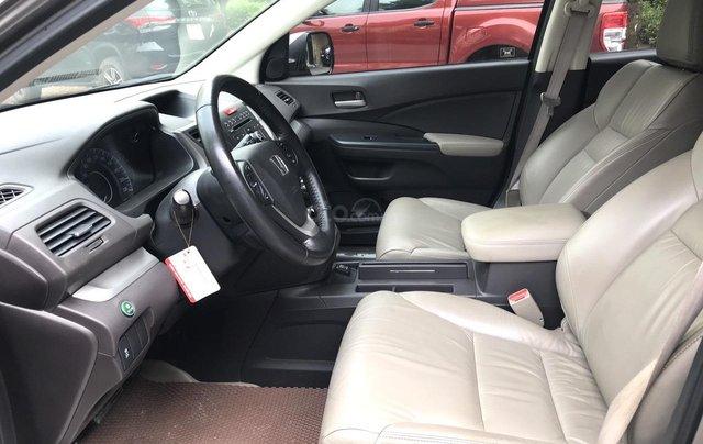 Cần bán xe Honda CR V 2.0L 2013, màu xám11