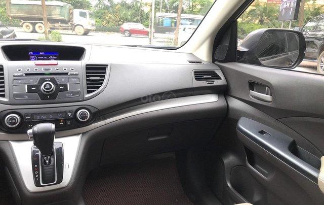 Cần bán xe Honda CR V 2.0L 2013, màu xám14