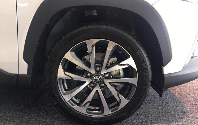 Bán Toyota Corolla Cross đời 2020, 720tr, xe giao ngay6