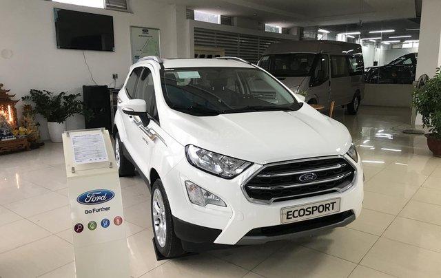 Bán Ford Ecosport 1.0AT Titanium 20200