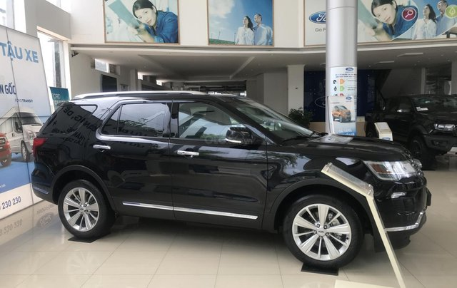 Ford Explorer Limited 2.3 Ecoboost AT 4WD1