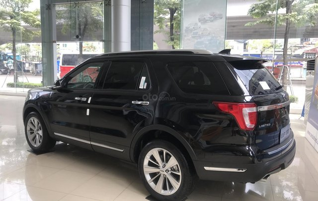 Ford Explorer Limited 2.3 Ecoboost AT 4WD2