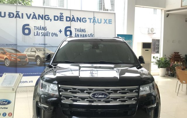 Ford Explorer Limited 2.3 Ecoboost AT 4WD0