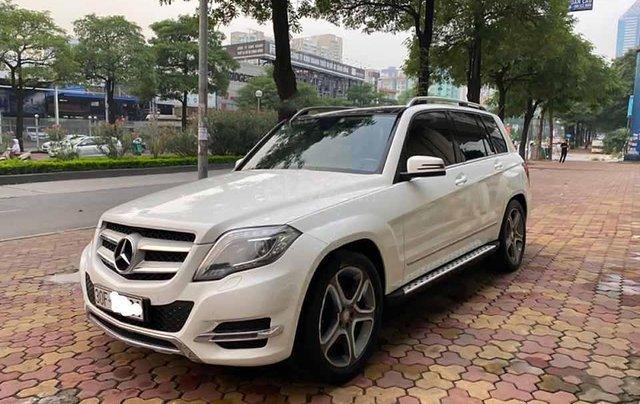 Bán Mercedes AMG năm sản xuất 2014, màu trắng còn mới0
