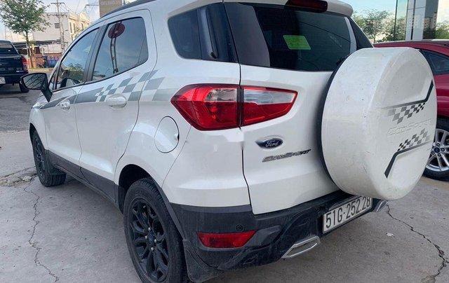 Bán ô tô Ford EcoSport 2016, màu trắng, giá tốt8