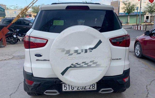 Bán ô tô Ford EcoSport 2016, màu trắng, giá tốt3