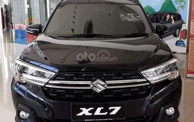 Suzuki XL7 giảm 25tr khi mua trả góp qua ngân hàng đối tác - 140tr lăn bánh - tặng BHVC hoặc ghế da - lãi suất ưu đãi0