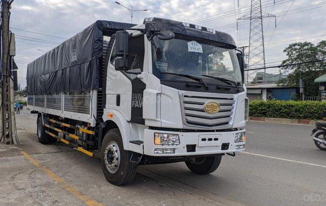 Bán xe tải Faw 8 tấn, thùng dài 9m7, giá rẻ Bình Dương, trả trước từ 300 tirệu nhận xe, lãi suất tốt1