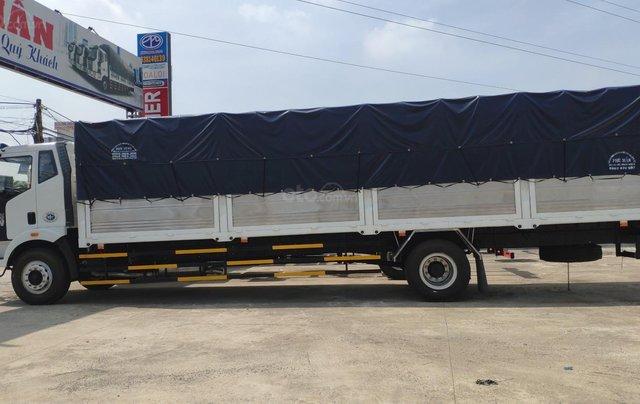 Bán xe tải Faw 8 tấn, thùng dài 9m7, giá rẻ Bình Dương, trả trước từ 300 tirệu nhận xe, lãi suất tốt2