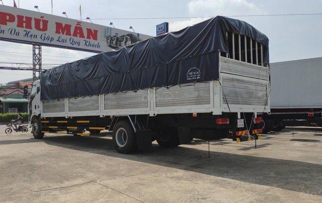 Bán xe tải Faw 8 tấn, thùng dài 9m7, giá rẻ Bình Dương, trả trước từ 300 tirệu nhận xe, lãi suất tốt3