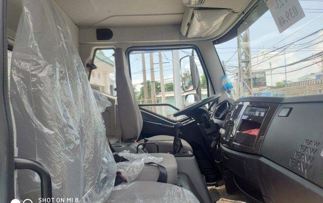 Bán xe tải Faw 8 tấn, thùng dài 9m7, giá rẻ Bình Dương, trả trước từ 300 tirệu nhận xe, lãi suất tốt4