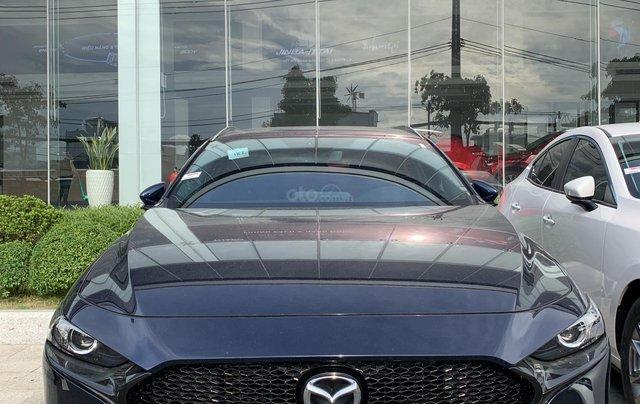 New Mazda 3 Sport ưu đãi lên đến 70 triệu, giảm TTB. Tặng gói phụ kiện cao cấp0
