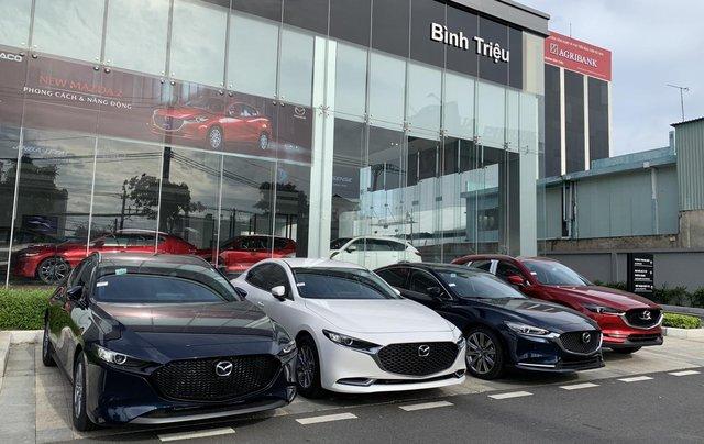 New Mazda 3 Sport ưu đãi lên đến 70 triệu, giảm TTB. Tặng gói phụ kiện cao cấp8