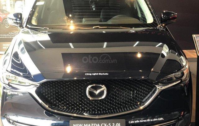New Mazda CX-5 2020 ưu đãi lên đến 100 tr đồng, tặng BHVC xe, giảm 50% TTB0
