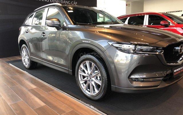 New Mazda CX-5 2020 ưu đãi lên đến 100 tr đồng, tặng BHVC xe, giảm 50% TTB14