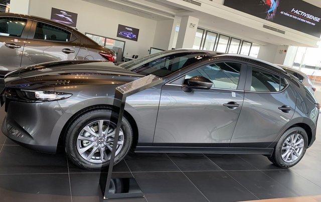 New Mazda 3 Sport 2020 ưu đãi lên đến 70 tr, giảm 50% TTB. Tặng gói PK cao cấp0