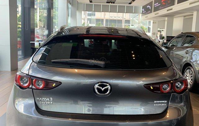 New Mazda 3 Sport 2020 ưu đãi lên đến 70 tr, giảm 50% TTB. Tặng gói PK cao cấp3