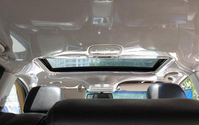 Bán Hyundai Santa Fe máy dầu EVGT 2.0, số tự động, đời cuối 2011, màu nâu tuyệt đẹp, mới 80%6