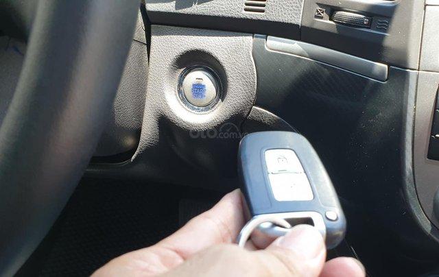 Bán Hyundai Santa Fe máy dầu EVGT 2.0, số tự động, đời cuối 2011, màu nâu tuyệt đẹp, mới 80%8