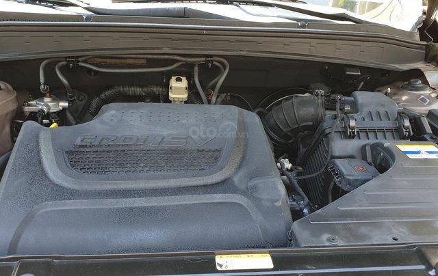 Bán Hyundai Santa Fe máy dầu EVGT 2.0, số tự động, đời cuối 2011, màu nâu tuyệt đẹp, mới 80%13