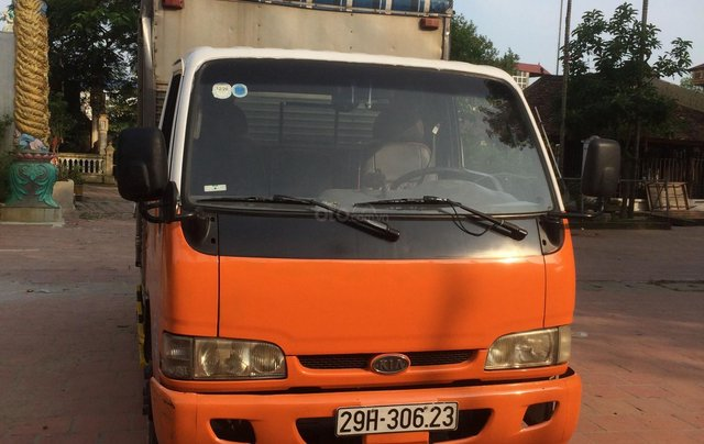 Kia K3000S 1,4 tấn, thùng kín inox0