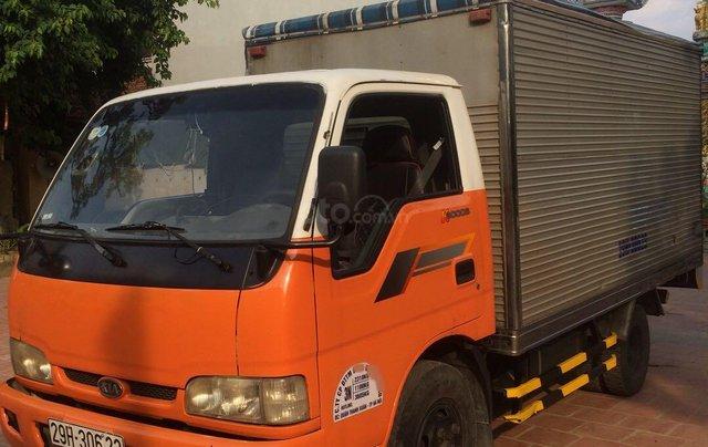Kia K3000S 1,4 tấn, thùng kín inox2