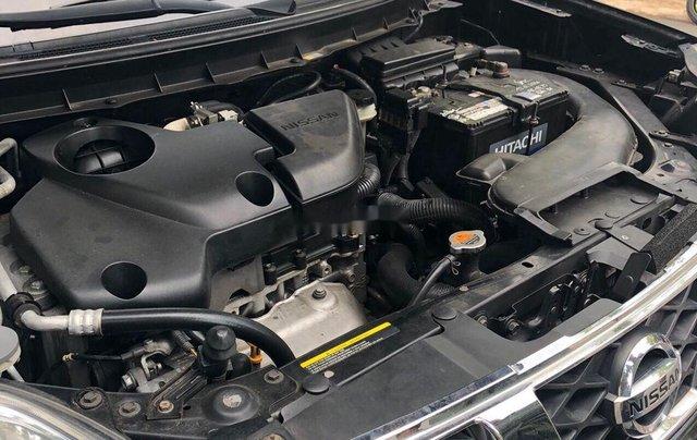 Bán Nissan X trail đời 2007, màu đen, dáng SUV2