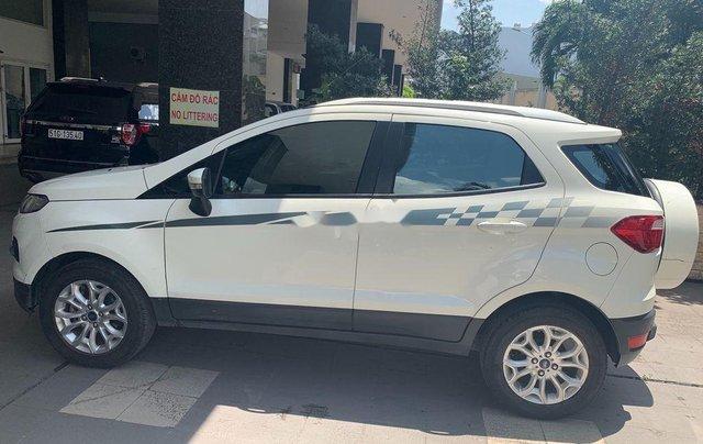 Cần bán Ford EcoSport năm 2016, màu trắng, giá tốt6