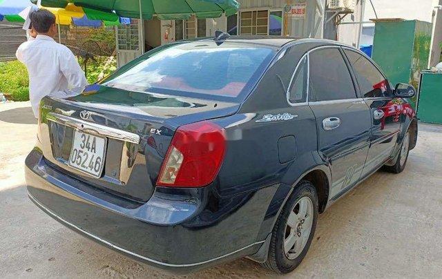 Xe Daewoo Lacetti sản xuất 2009, màu xanh lam còn mới2