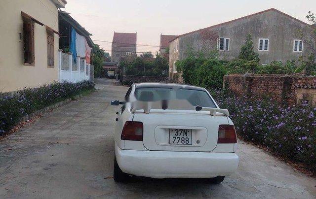 Bán Fiat Siena đời 2002, màu trắng, nhập khẩu, giá chỉ 34 triệu3